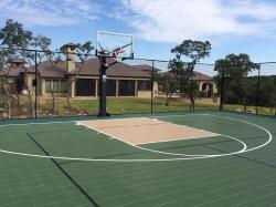 Full Basketball Court