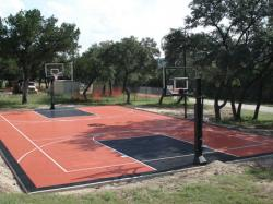 Sport Court® Basketball Court