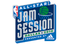 10NBA AS Jam Session logo100